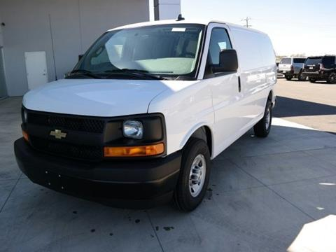 2017 Chevrolet Express Cargo for sale in Newport, AR