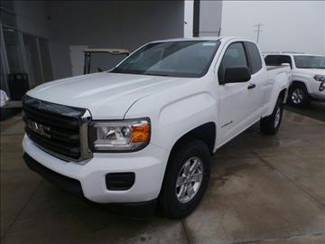2017 GMC Canyon for sale in Newport, AR