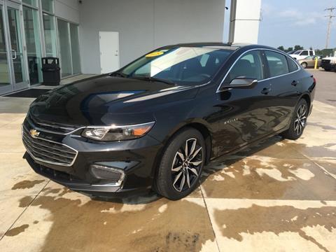 2018 Chevrolet Malibu for sale in Newport, AR
