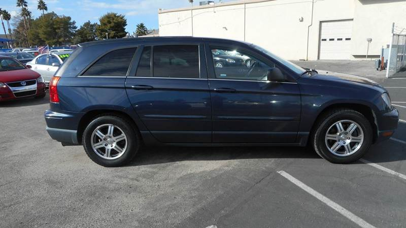Used Cars in Las Vegas 2008 Chrysler Pacifica