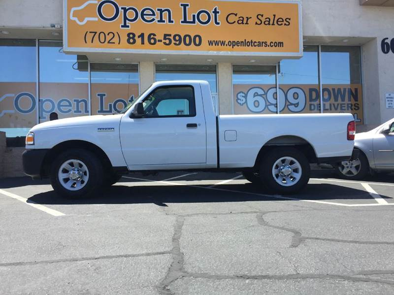 Used Cars in Las Vegas 2010 Ford Ranger
