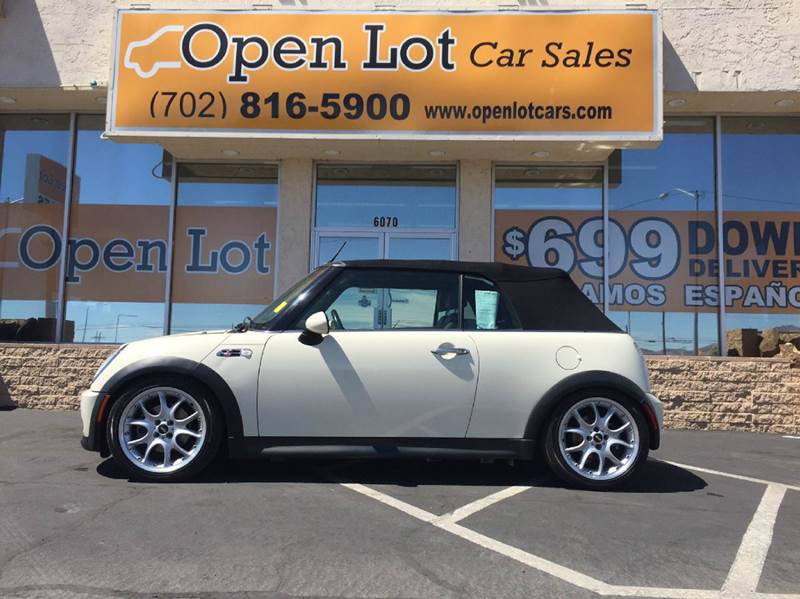 Used Cars in Las Vegas 2006 MINI Cooper