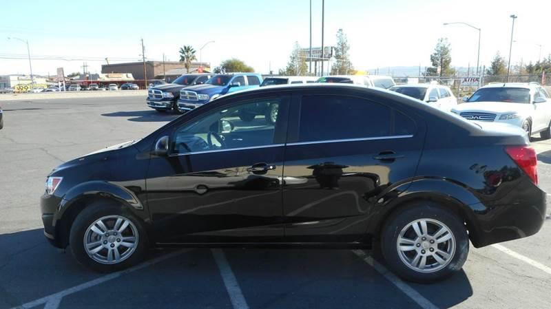 Used Cars in Las Vegas 2012 Chevrolet Sonic