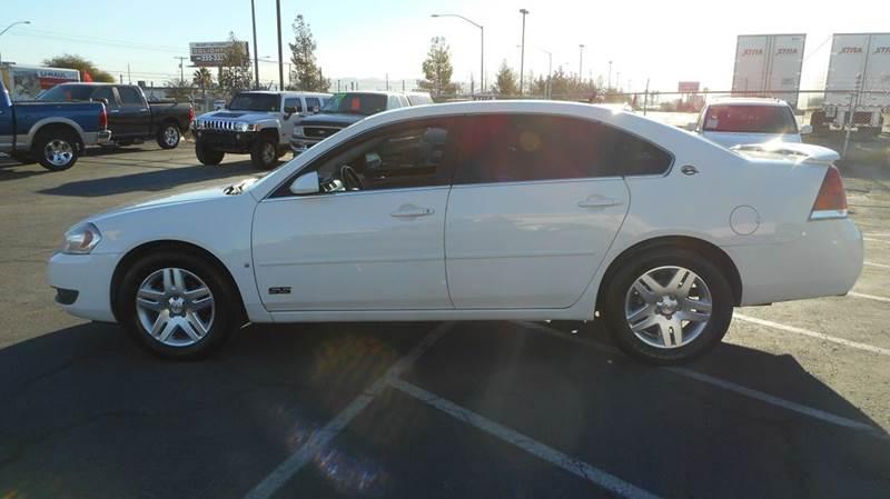 Used Cars in Las Vegas 2008 Chevrolet Impala