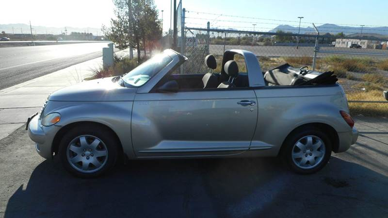 Used Cars in Las Vegas 2005 Chrysler PT Cruiser