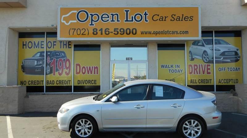 Used Cars in Las Vegas 2007 Mazda 3