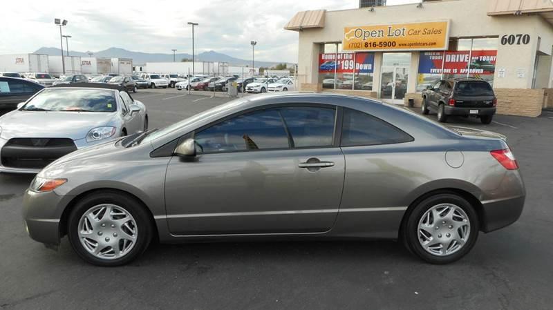 Used Cars in Las Vegas 2007 Honda Civic