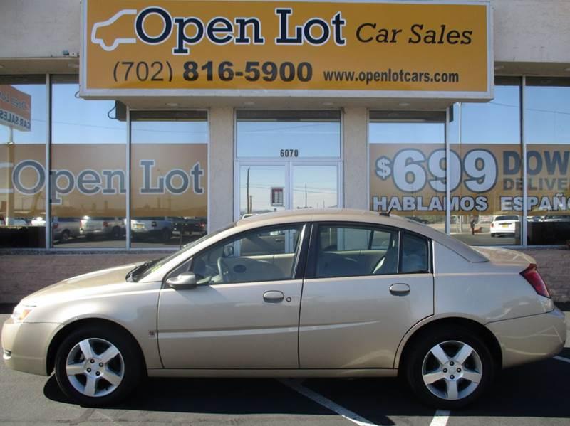Used Cars in Las Vegas 2006 Saturn Ion