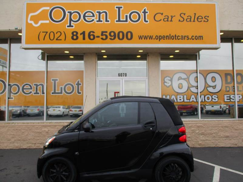 Used Cars in Las Vegas 2009 Smart fortwo
