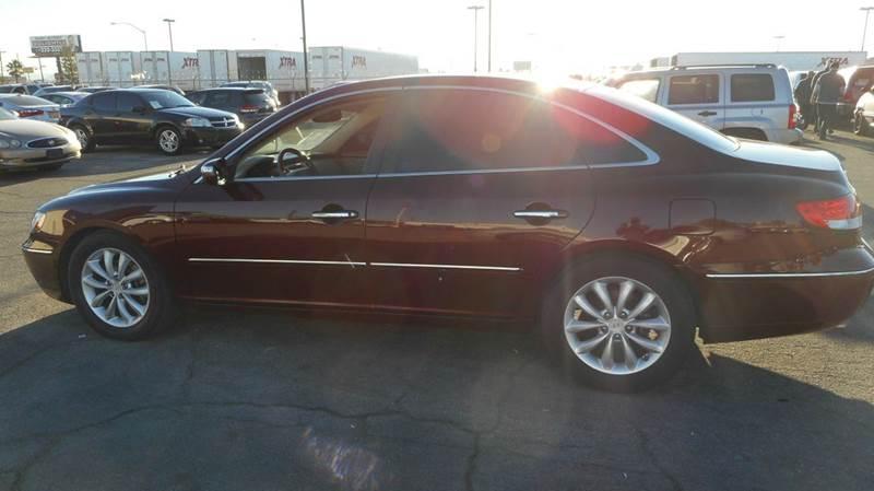 Used Cars In Las Vegas 2008 Hyundai Azera