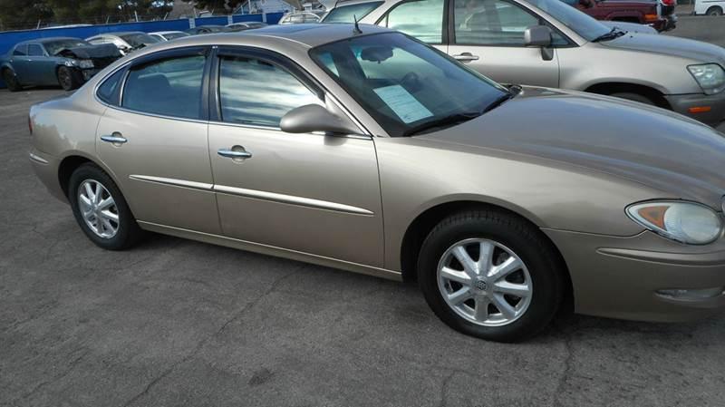 Used Cars in Las Vegas 2005 Buick LaCrosse