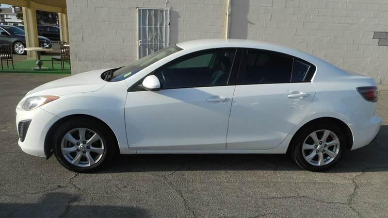 Used Cars in Las Vegas 2011 Mazda 3