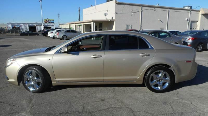 Used Cars in Las Vegas 2008 Chevrolet Malibu