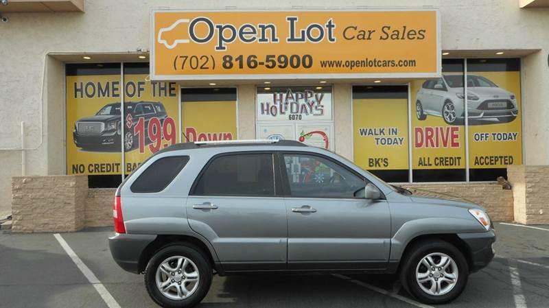 Used Cars in Las Vegas 2006 Kia Sportage