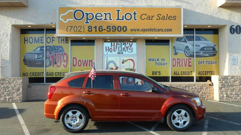 Used Cars in Las Vegas 2009 Dodge Caliber
