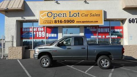 2007 Dodge Ram Pickup 2500 for sale in Las Vegas, NV