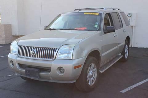 2004 Mercury Mountaineer for sale in Las Vegas, NV