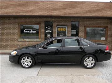 2011 Chevrolet Impala for sale in Rosedale, IN