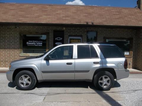 2005 Chevrolet TrailBlazer for sale in Rosedale, IN
