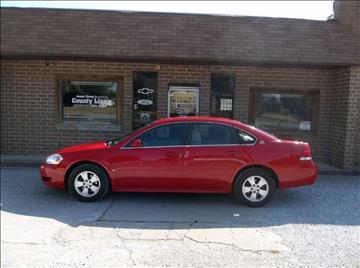 2009 Chevrolet Impala for sale in Rosedale, IN