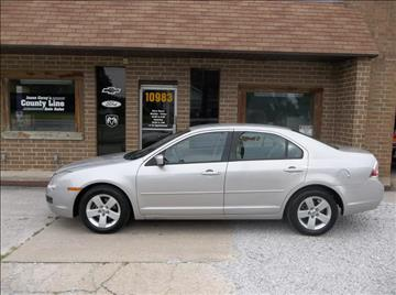 2007 Ford Fusion for sale in Rosedale, IN
