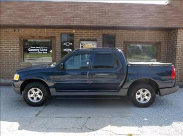 2003 Ford Explorer Sport Trac for sale in Rosedale, IN