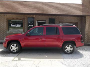 2005 Chevrolet TrailBlazer EXT for sale in Rosedale, IN