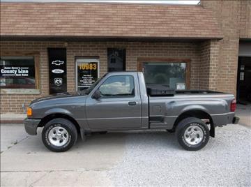 2004 Ford Ranger for sale in Rosedale, IN