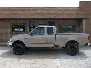 2001 Ford F-150 for sale in Rosedale, IN