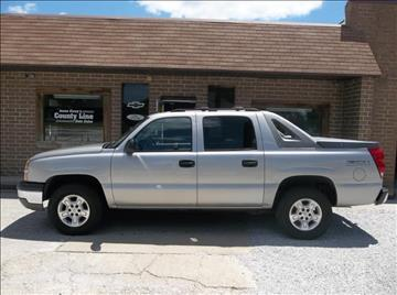 2004 Chevrolet Avalanche for sale in Rosedale, IN