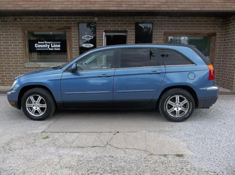 2007 Chrysler Pacifica for sale in Rosedale, IN