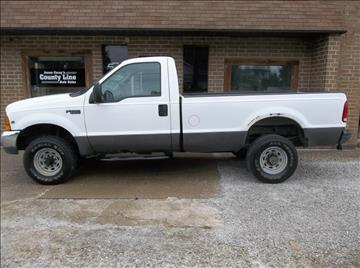 1999 Ford F-350 Super Duty for sale in Rosedale, IN