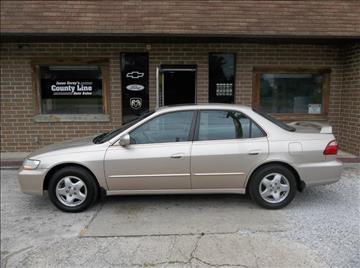 2000 Honda Accord for sale in Rosedale, IN