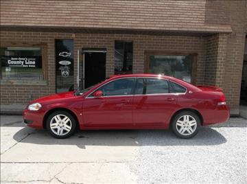 2007 Chevrolet Impala for sale in Rosedale, IN