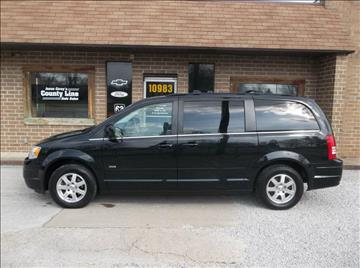 2008 Chrysler Town and Country for sale in Rosedale, IN