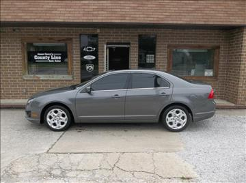 2011 Ford Fusion for sale in Rosedale, IN