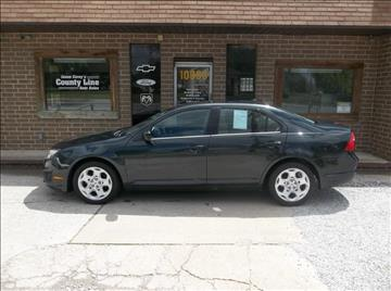 2010 Ford Fusion for sale in Rosedale, IN