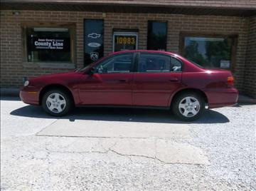 2004 Chevrolet Classic for sale in Rosedale, IN