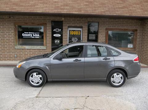 2010 Ford Focus for sale in Rosedale, IN