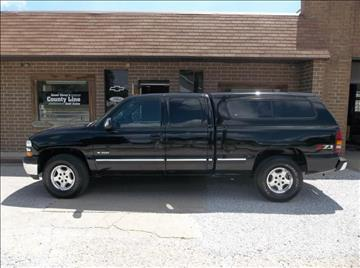 2002 Chevrolet Silverado 1500 for sale in Rosedale, IN