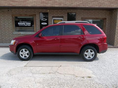 2006 Pontiac Torrent for sale in Rosedale, IN