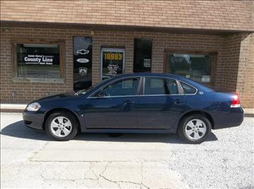 2009 Chevrolet Impala for sale in Rosedale, IN