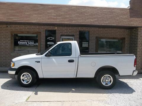 2003 Ford F-150 for sale in Rosedale, IN