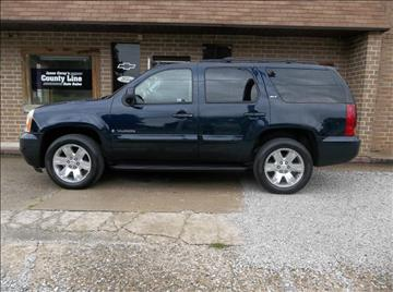 2007 GMC Yukon for sale in Rosedale, IN