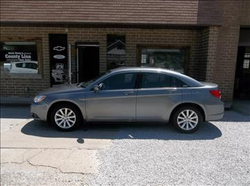 2013 Chrysler 200 for sale in Rosedale, IN