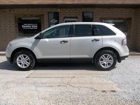 2007 Ford Edge for sale in Rosedale, IN