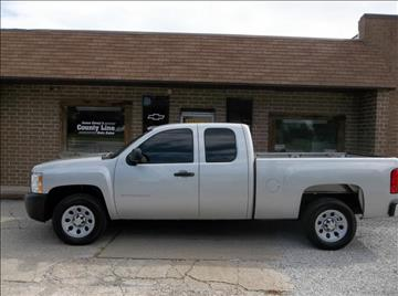 2010 Chevrolet Silverado 1500 for sale in Rosedale, IN