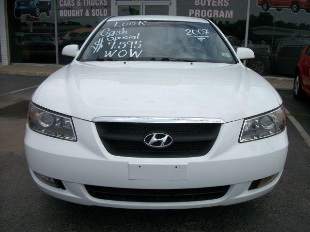 2007 Hyundai Sonata
