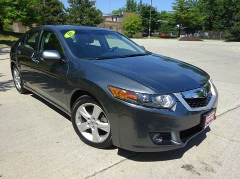 2010 Acura TSX for sale in Chicago, IL