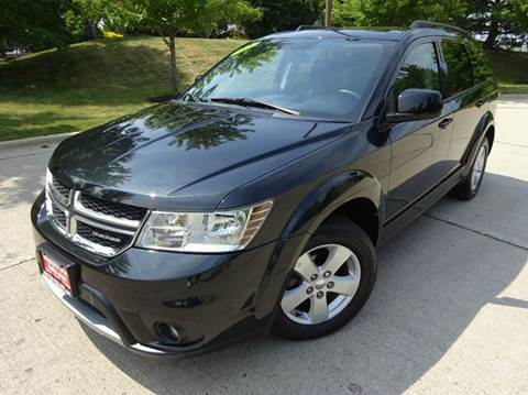 2012 Dodge Journey for sale in Chicago, IL